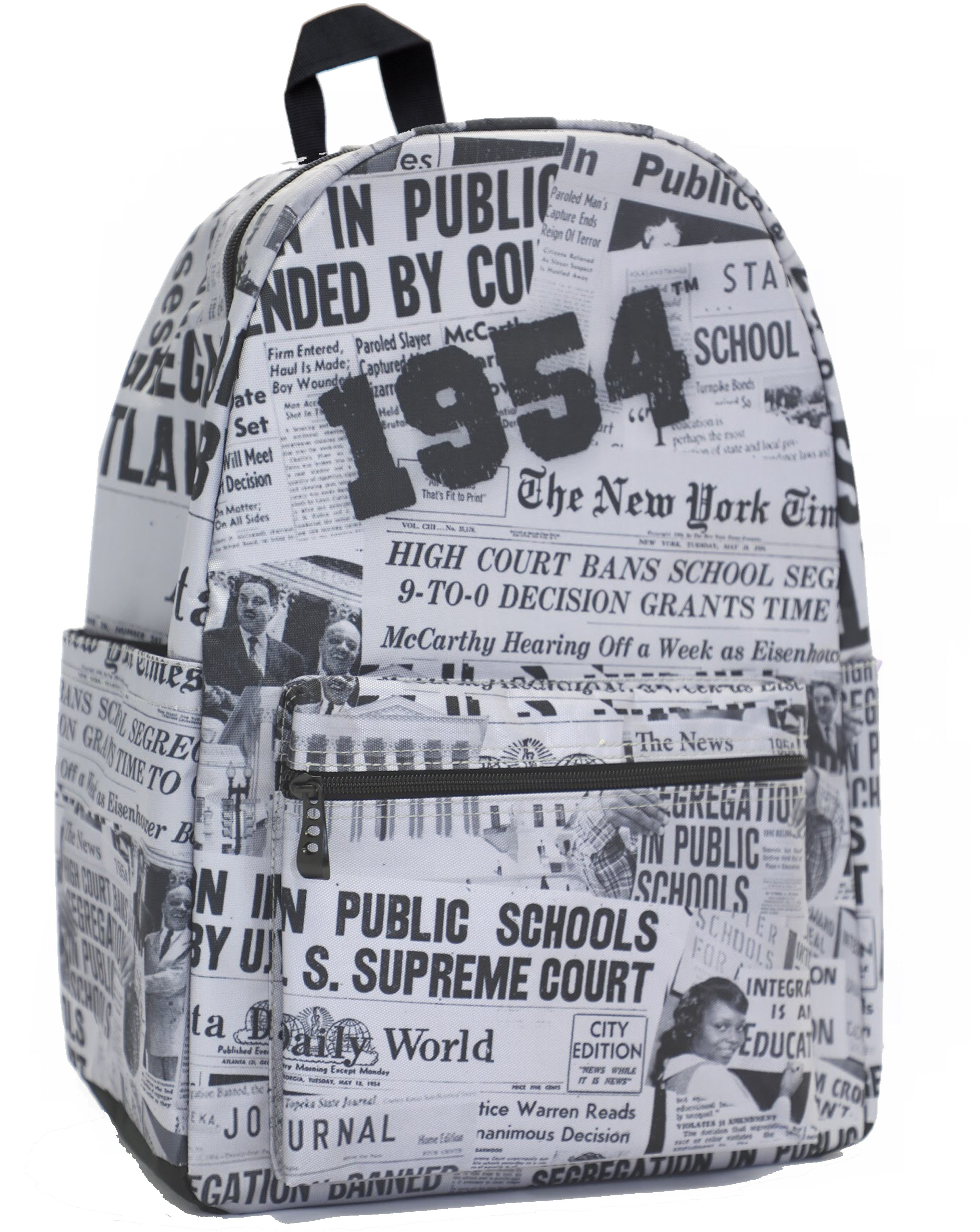 1954 The Headlines Backpack