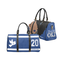 Custom Finer Woman Inspired Travel Bag