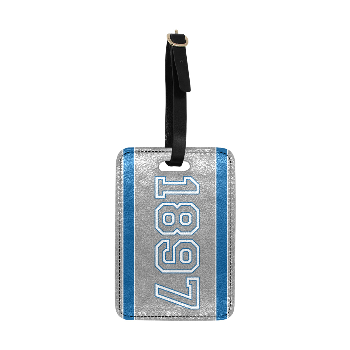 Date Denise 1897 Luggage Tag
