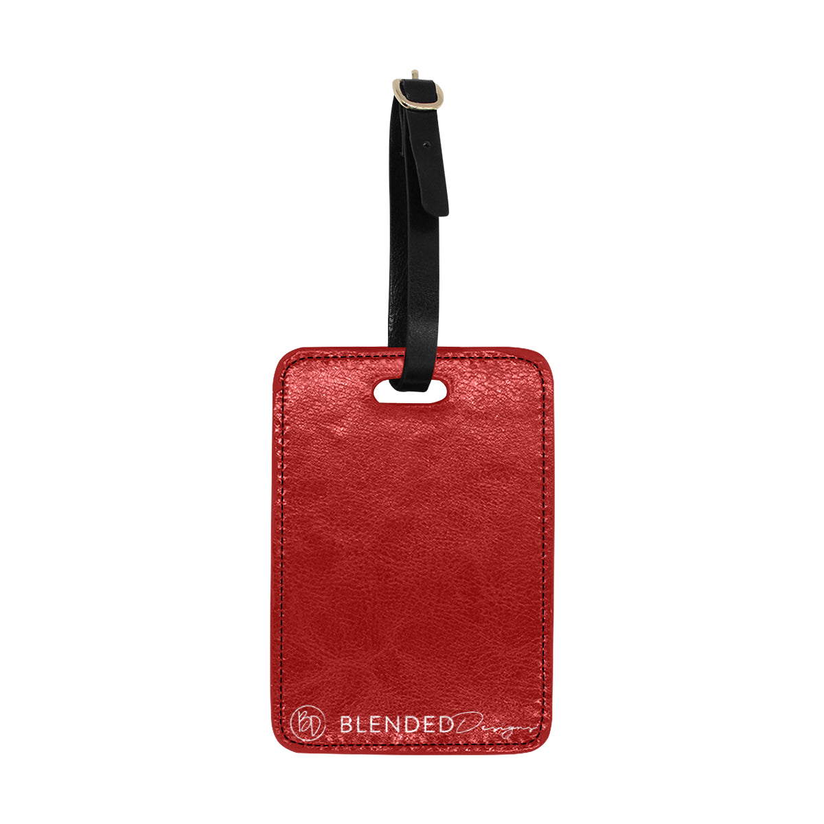 Diva Inspired Luggage Tag