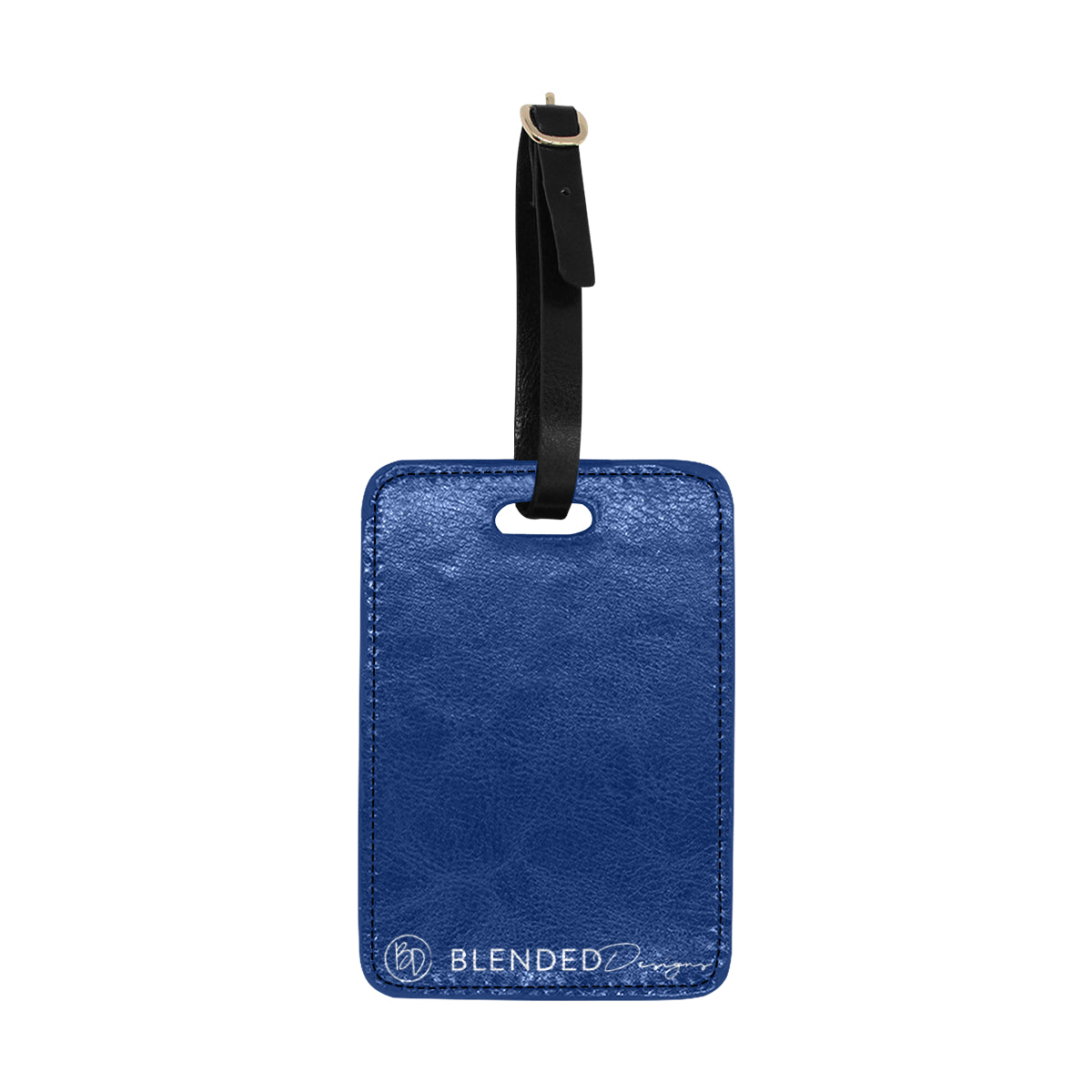 Blu Inspired Luggage Tag