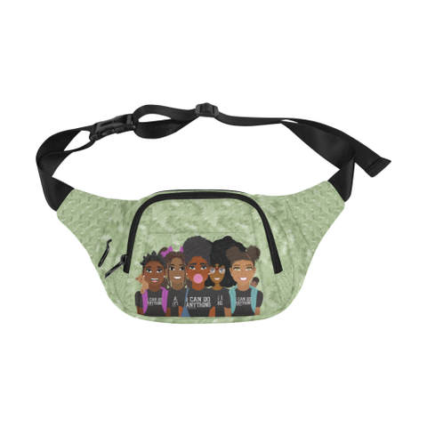 BDSquad Green Fanny Pack