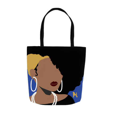 Bougie - Pretty Poodle Inspired Tote