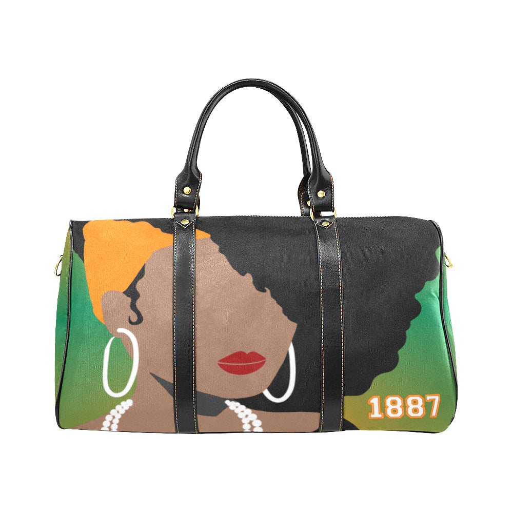 Bougie - Samantha 1887 Travel Bag
