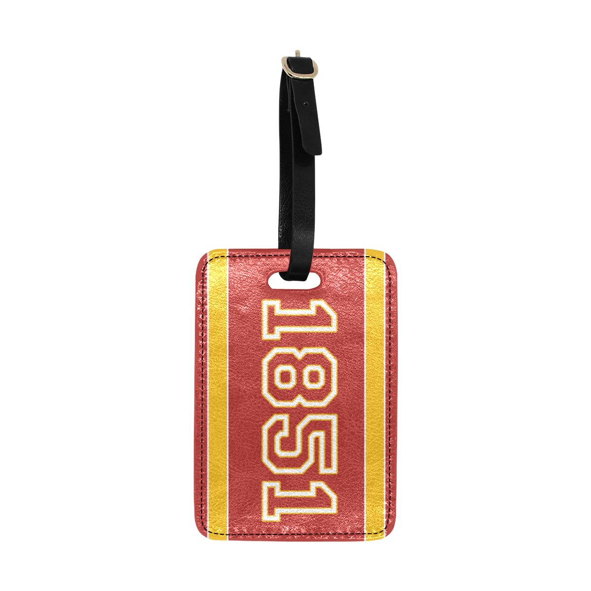 Date Taylor 1851 Luggage Tag