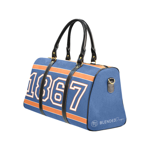 Date - Michelle 1867 Travel Bag