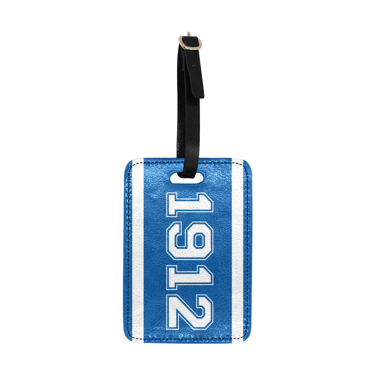Date Zuri 1912 Luggage Tag
