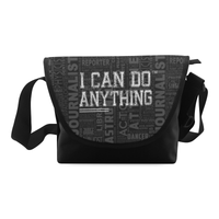 I Can Do Anything Professions Messenger Bag