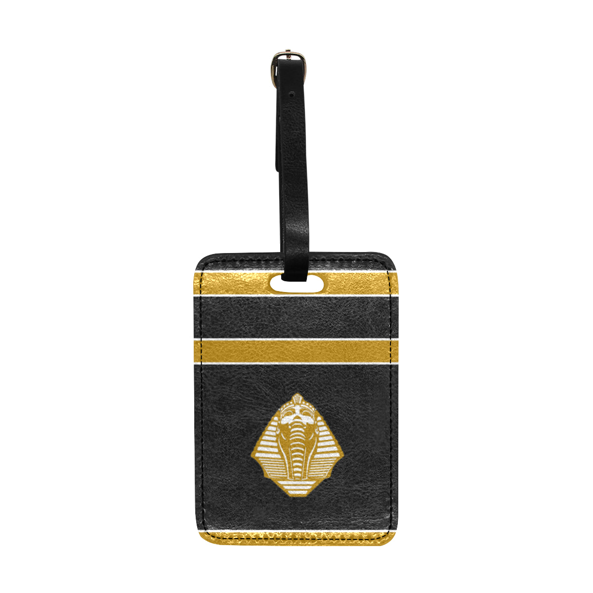 Sphinx Inspired Luggage Tag