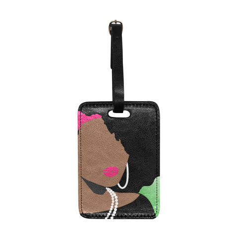 Bougie Luggage Tags