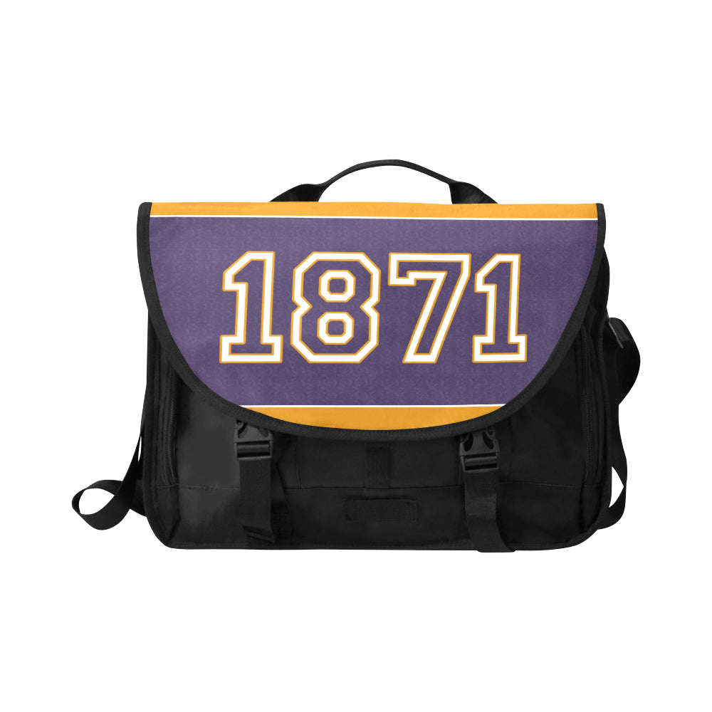 Date - Rolanda 1871 Messenger Bag