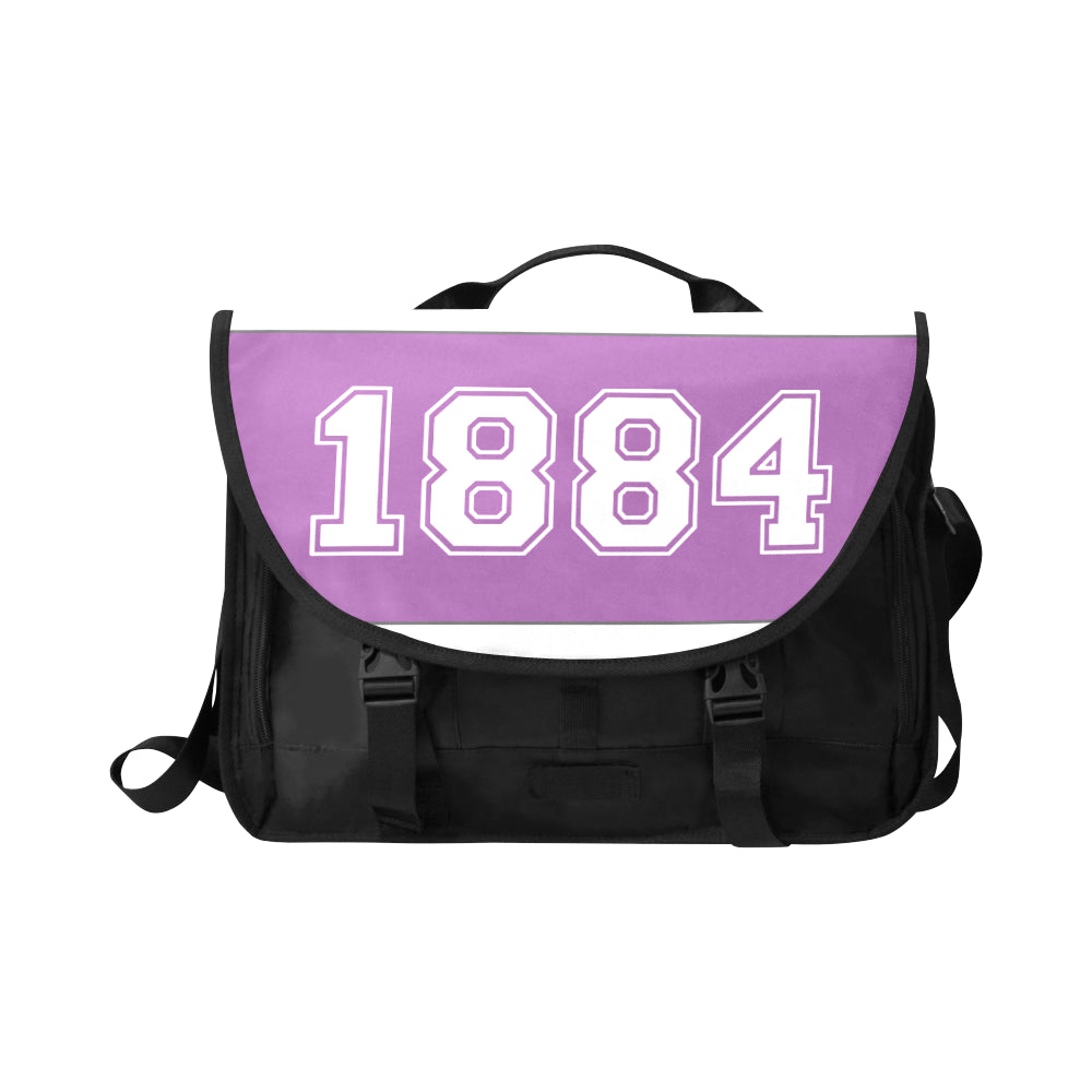 Date - Ann 1884 Messenger Bag