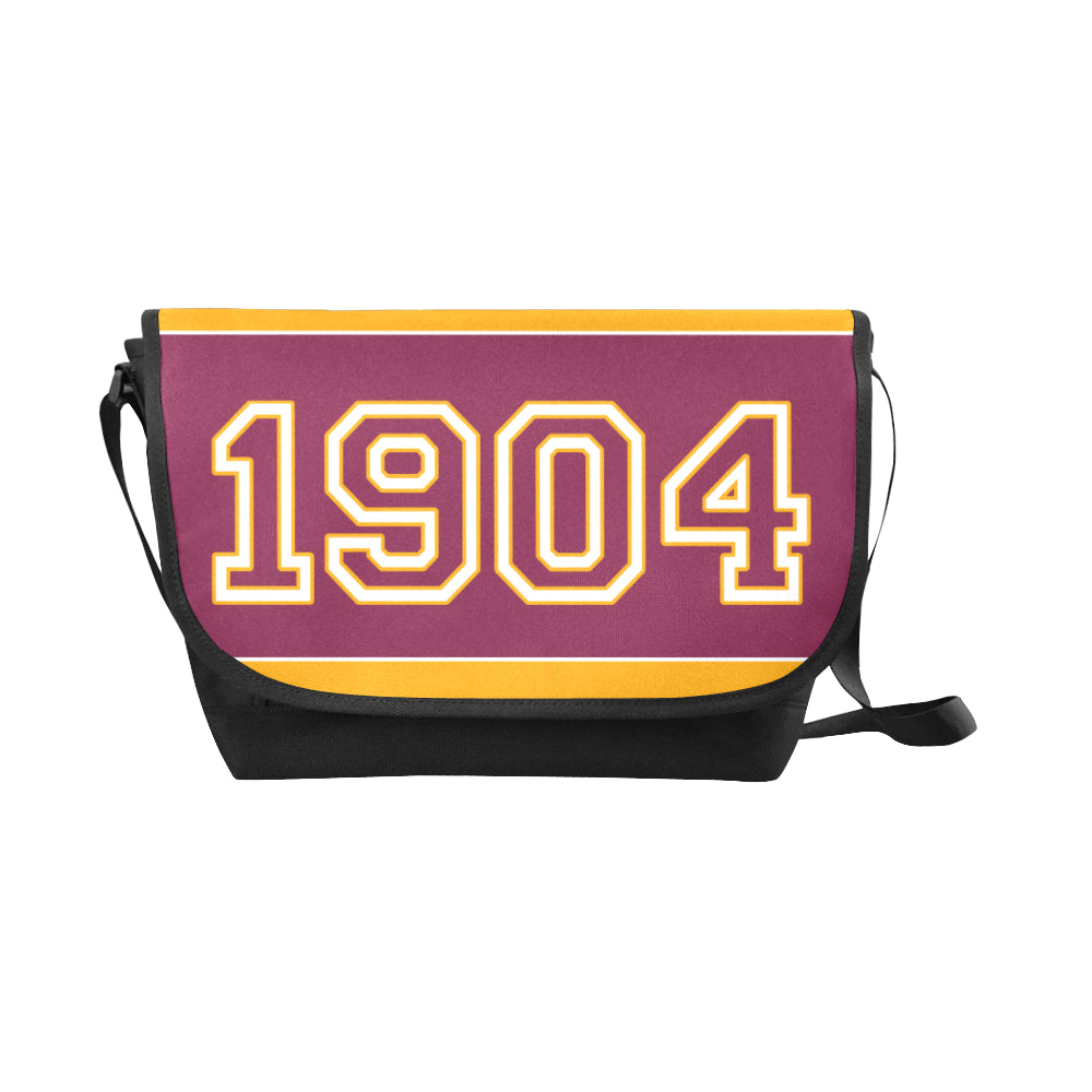Date - Mary 1904 Messenger Bag