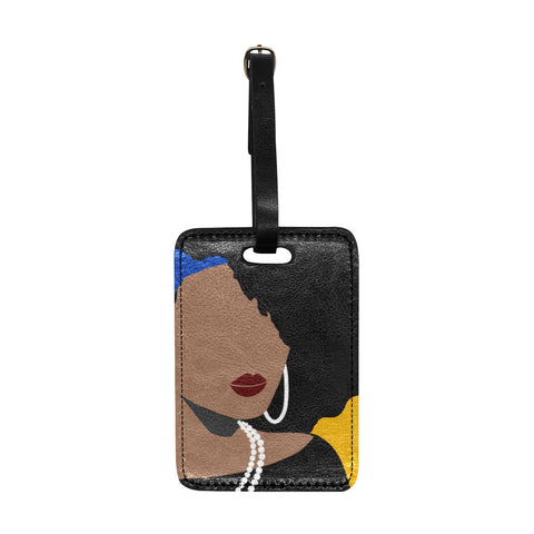 Bougie Psalm 1903 Luggage Tag