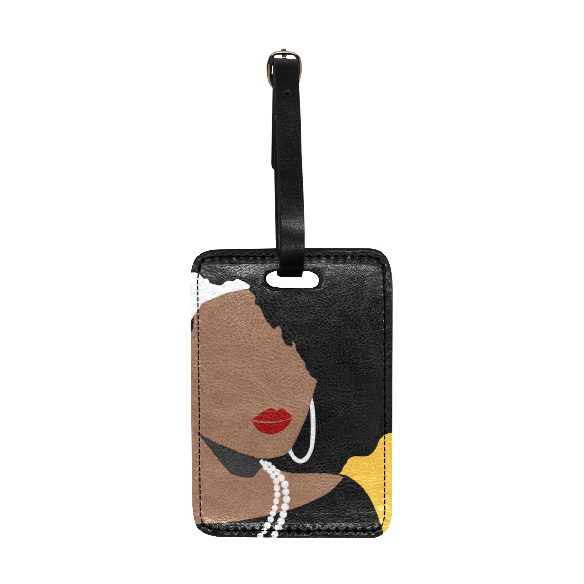 Bougie Kelley 1925 Luggage Tag