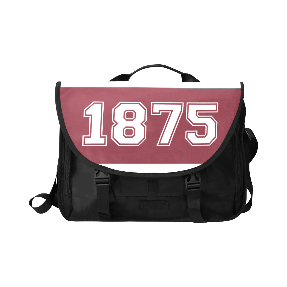 Date - Margaret 1875 Messenger Bag