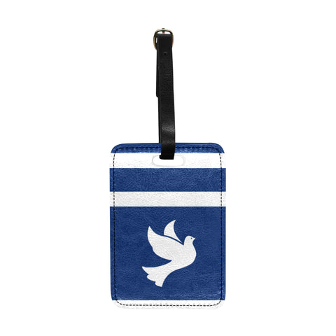 Finer Woman Inspired Luggage Tag