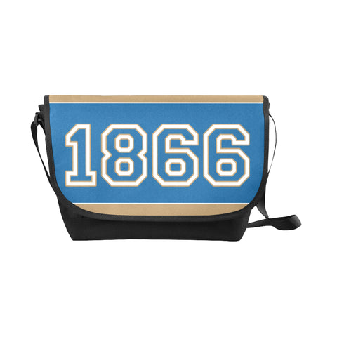 Date - Casey 1866 Messenger Bag