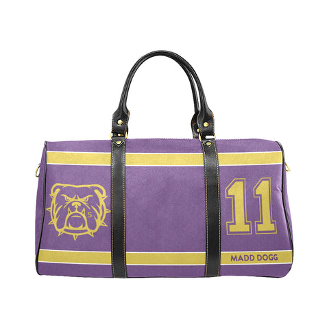 Custom Dawg Inspired Travel Bag