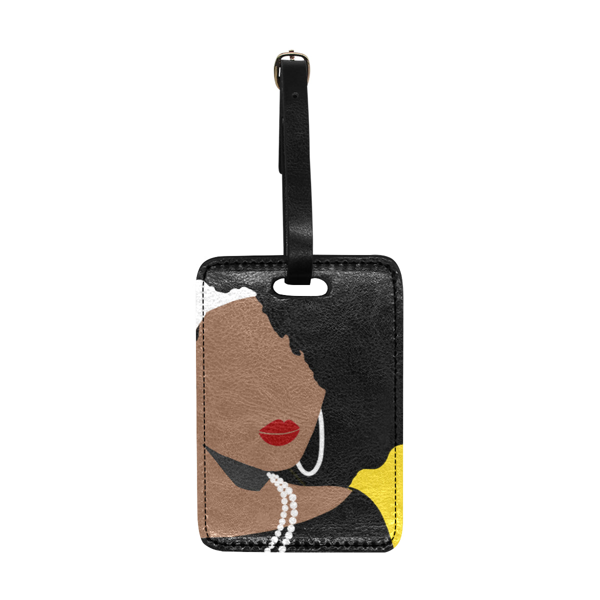 Bougie Kelley 1873 Luggage Tag