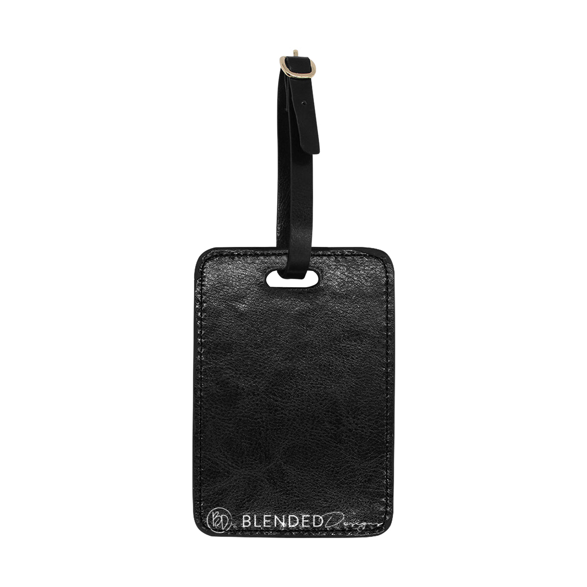Squad Goals Grad Luggage Tag