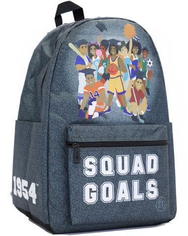 Squad Goals Athletes Backpack