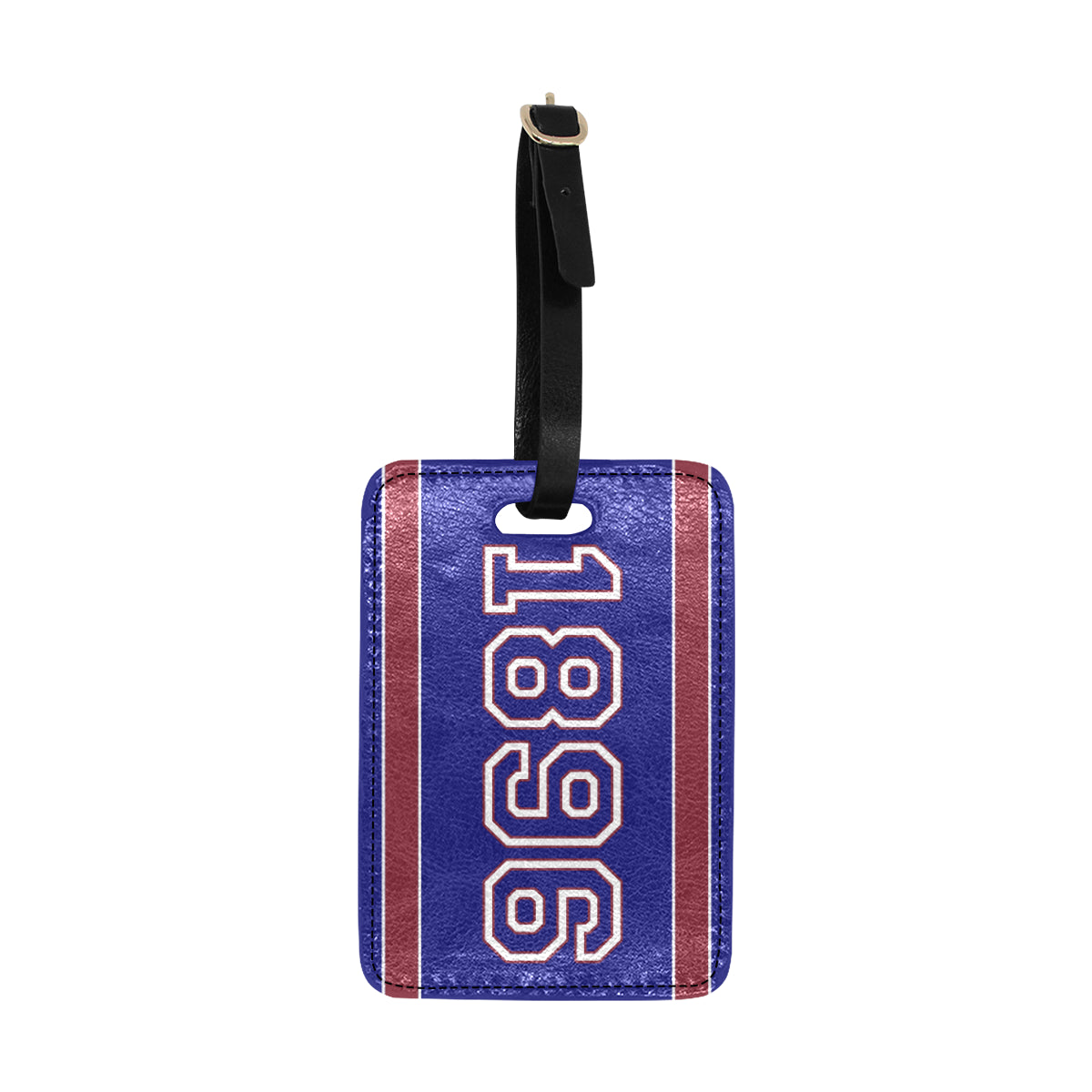 Date CaTina 1896 Luggage Tag