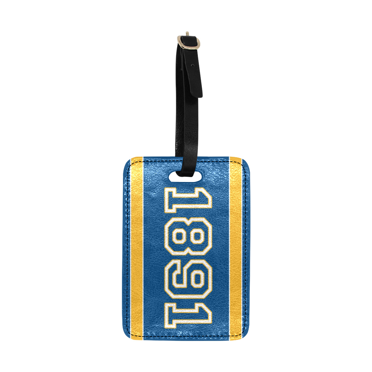 Date Terrie 1891 Luggage Tag