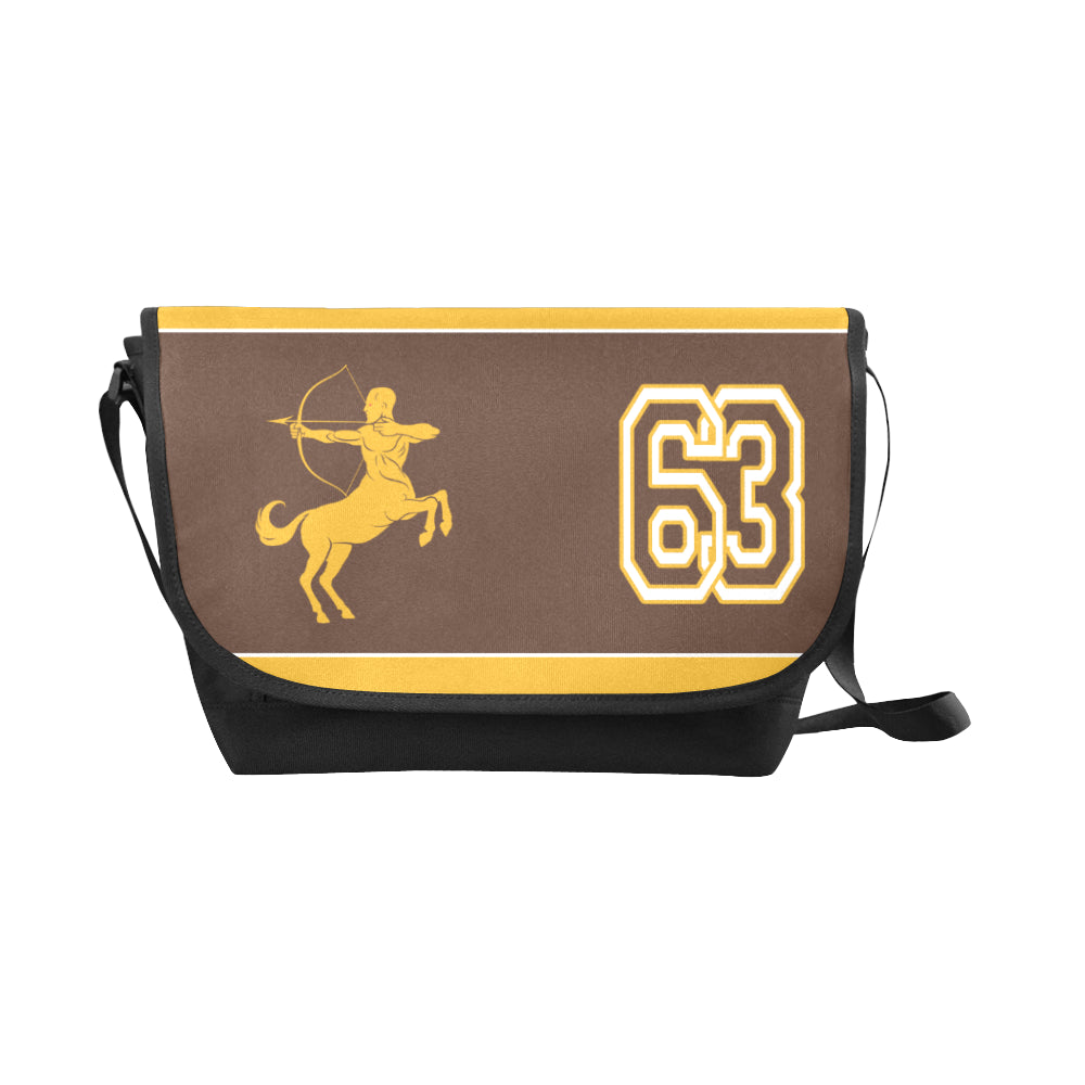 Centaur Inspired Messenger Bag