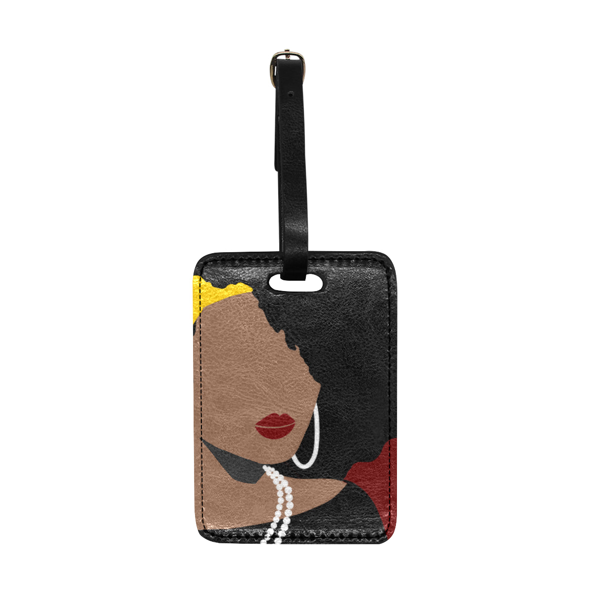 Bougie Leigh 1875 Luggage Tag