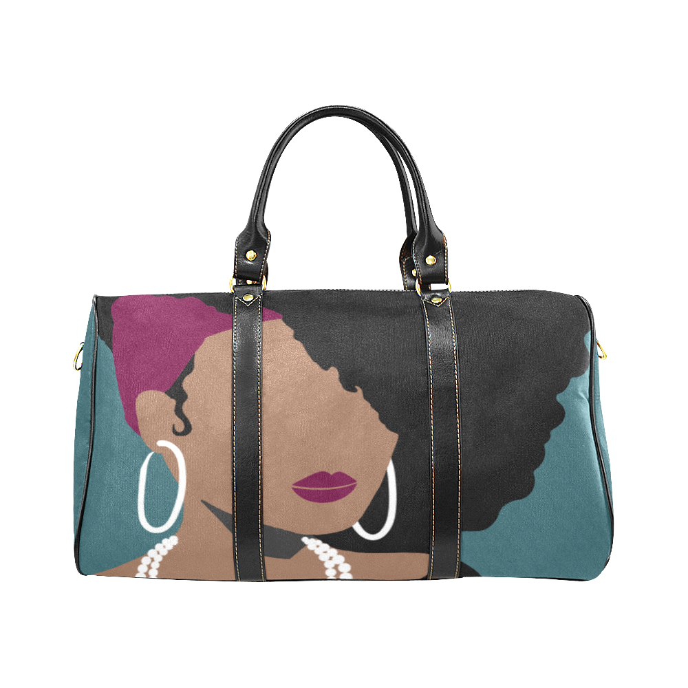 Bougie - Rene Travel Bag