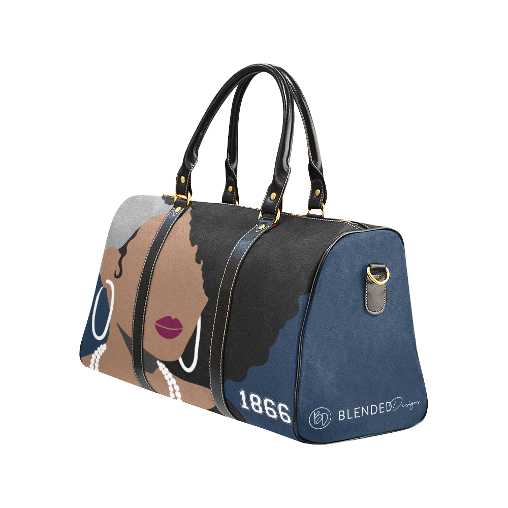 Bougie - Susan 1866 Travel Bag