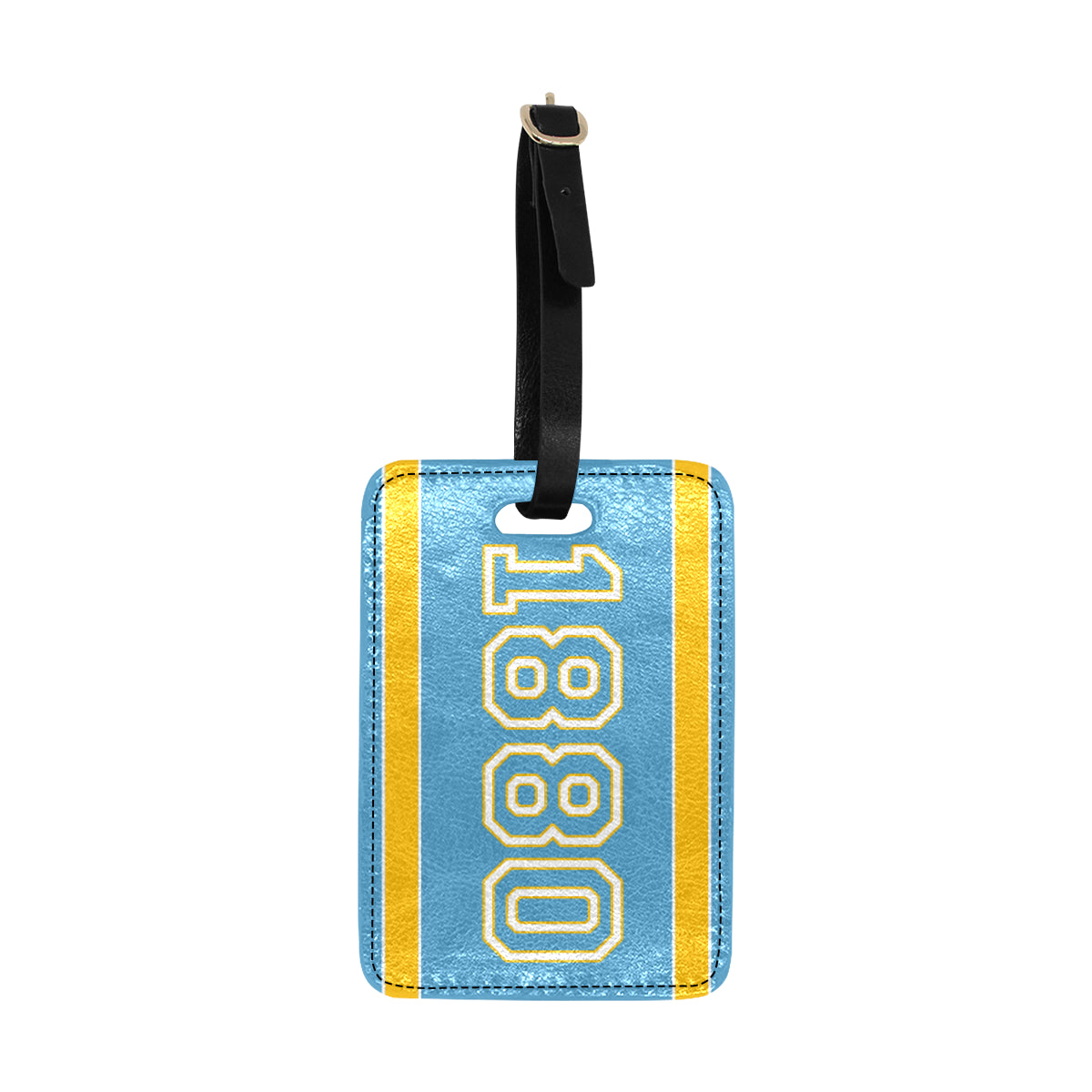 Date Cheryl 1880 Luggage Tag