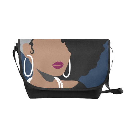 Bougie - Susan 1866 Messenger Bag