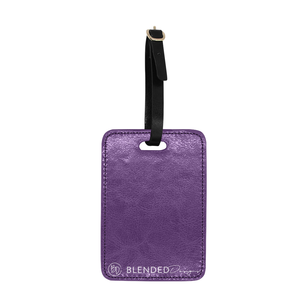 Dawg Inspired Luggage Tag