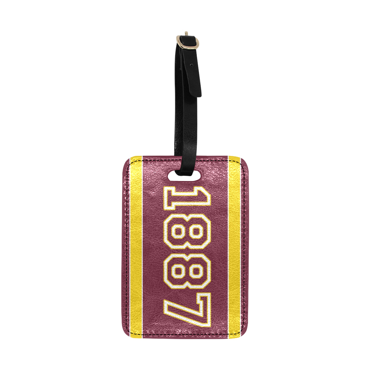 Date Lynnette 1887 Luggage Tag