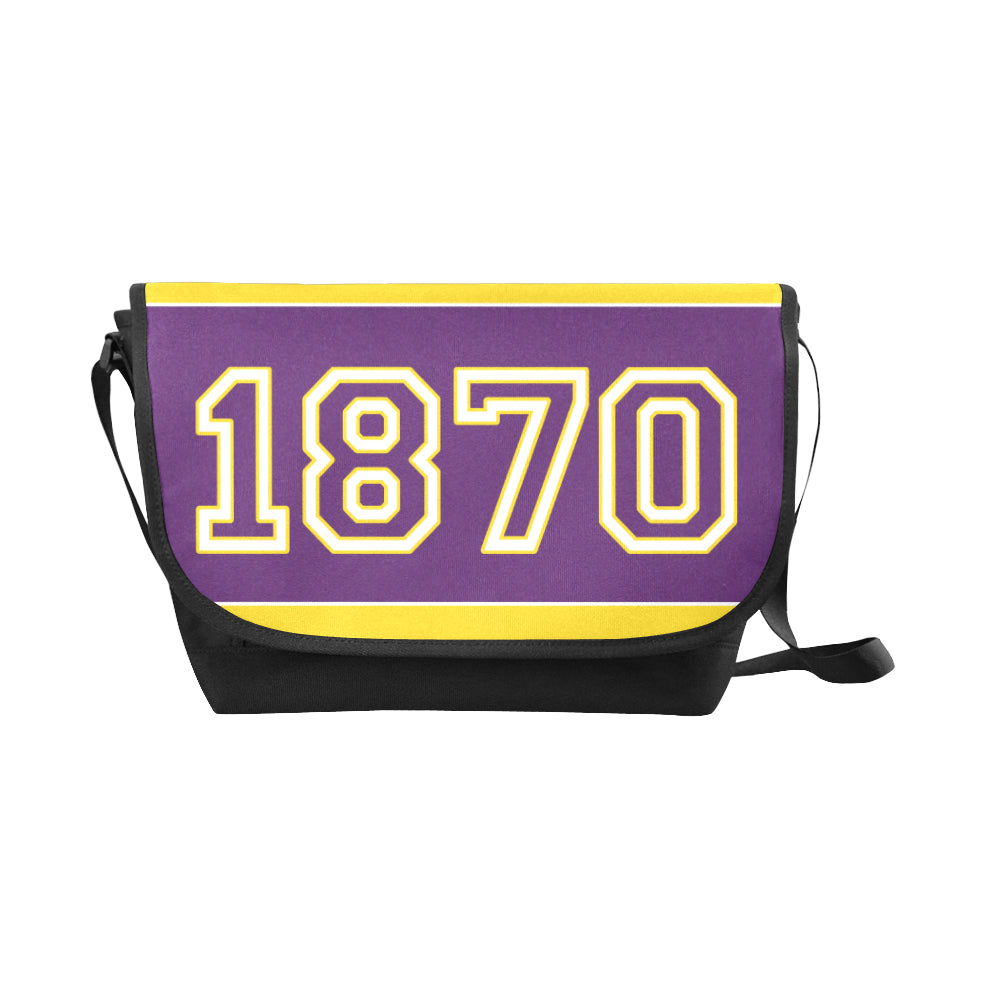 Date - Tara 1870 Messenger Bag