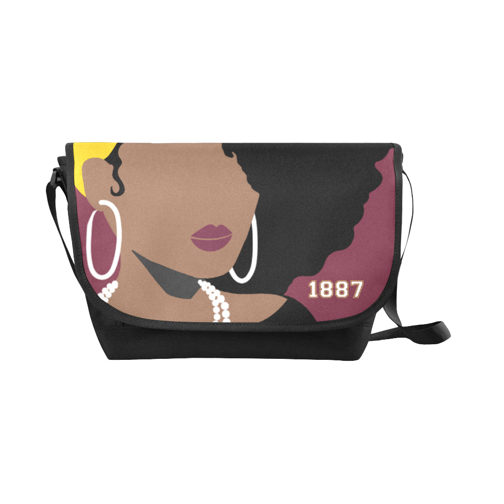 Bougie - Lynnette 1887 Messenger Bag