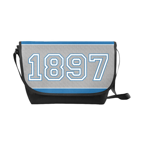 Date - Denise 1897 Messenger Bag