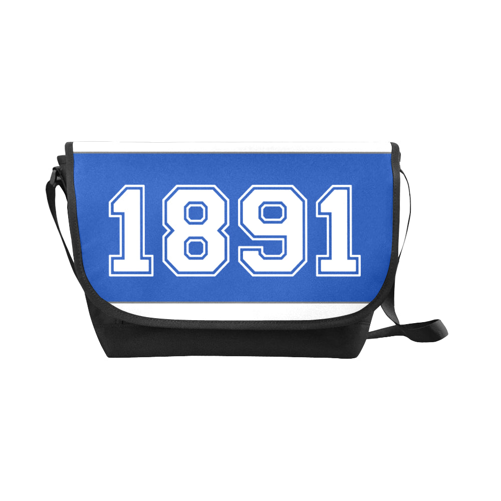 Date - Elizabeth 1891 Messenger Bag