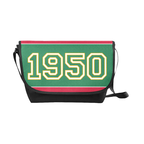 Date - Kenya 1950 Messenger Bag