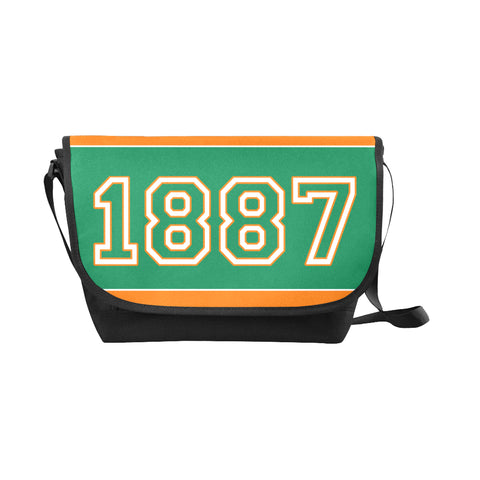 Date - Samantha 1887 Messenger Bag