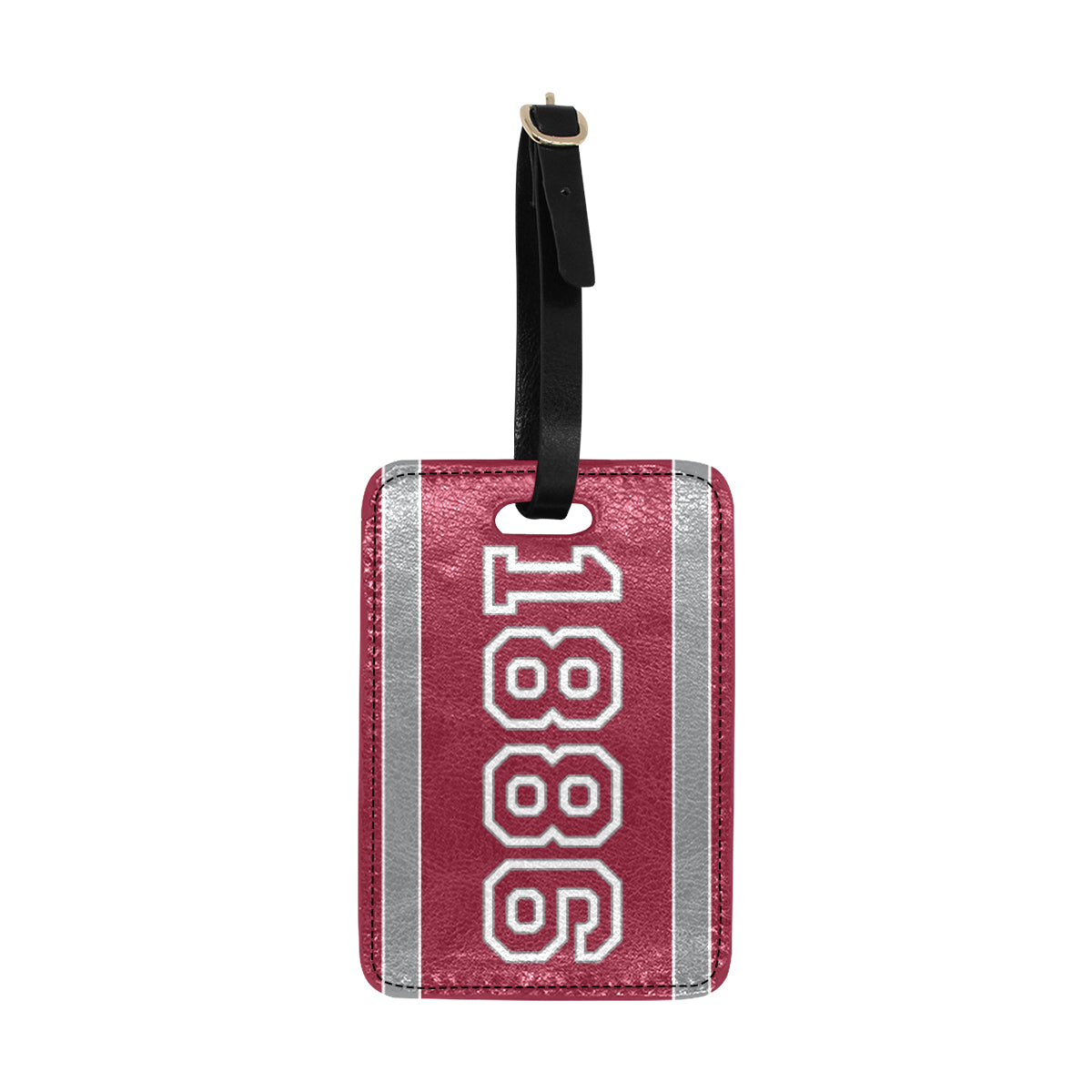 Date Tomiko 1886 Luggage Tag
