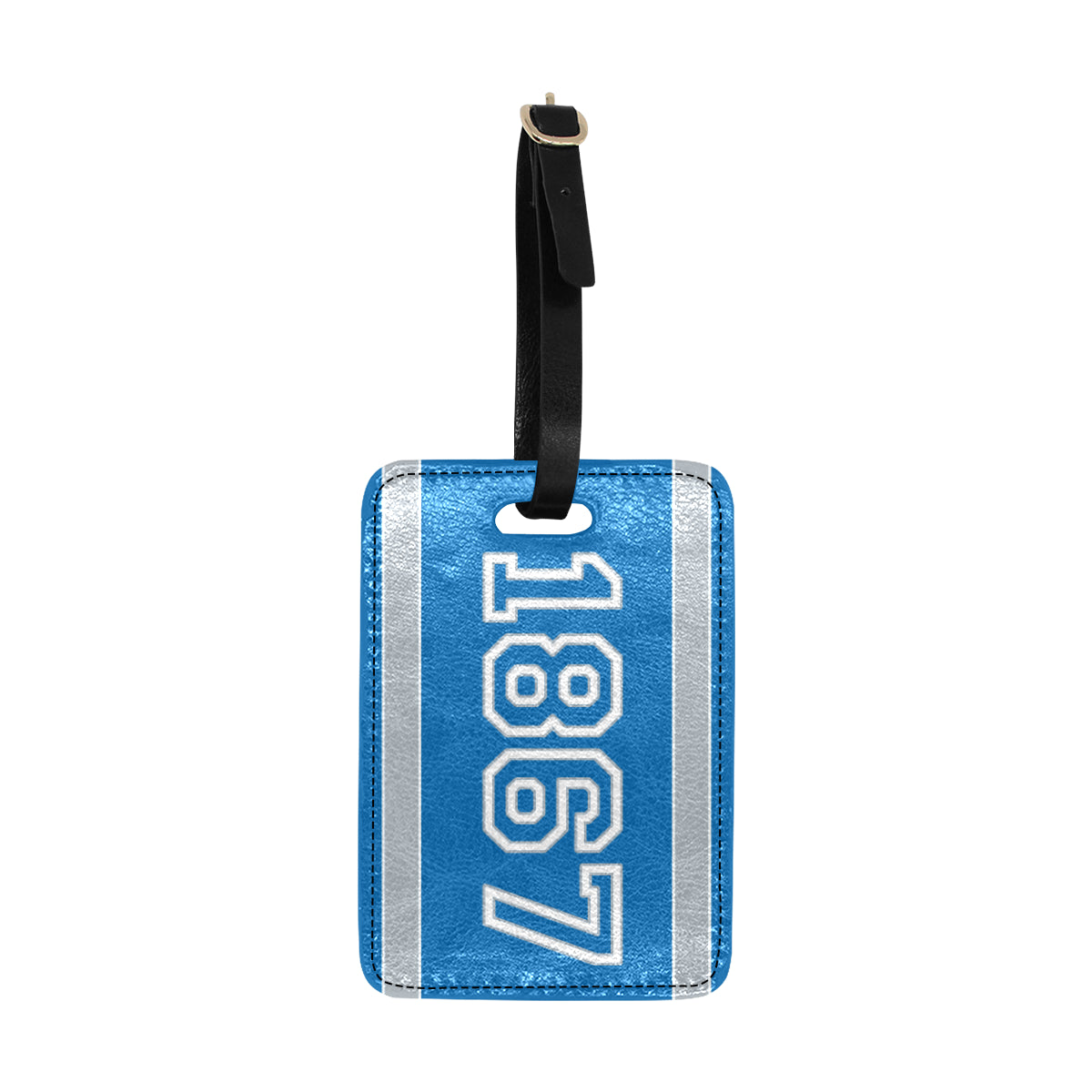 Date Chloe 1867 Luggage Tag