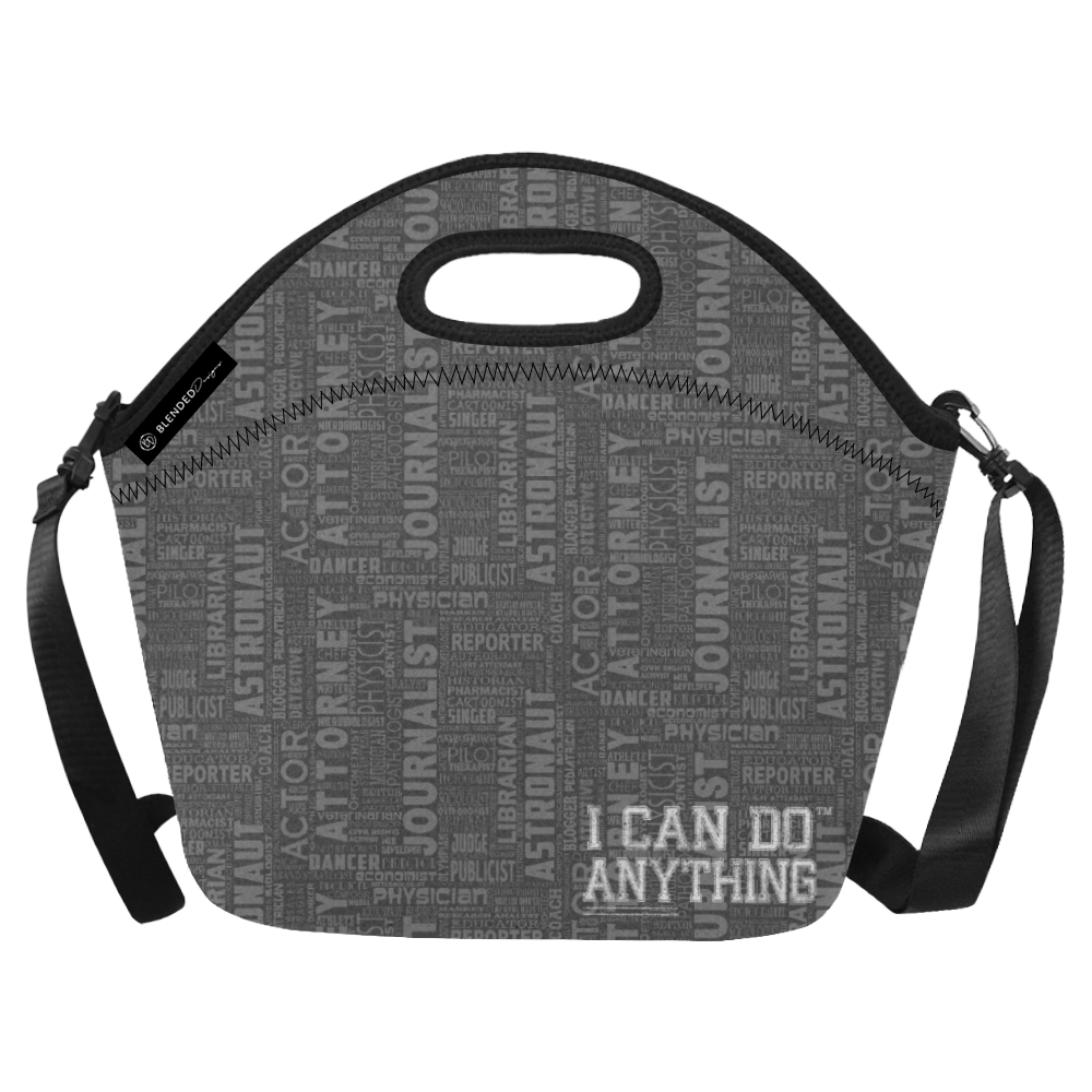 Professions Grey Lunch Bag