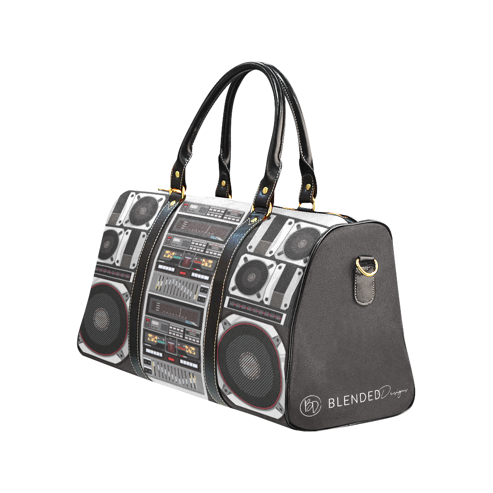 The Boom Box Travel Bag