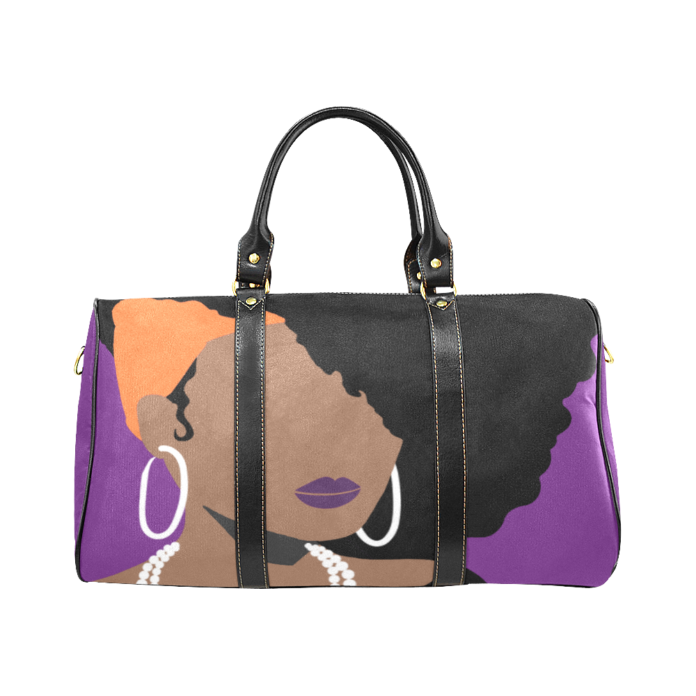 Bougie - Ronda 1866 Travel Bag