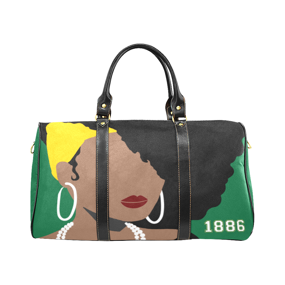 Bougie - Dominique 1886 Travel Bag