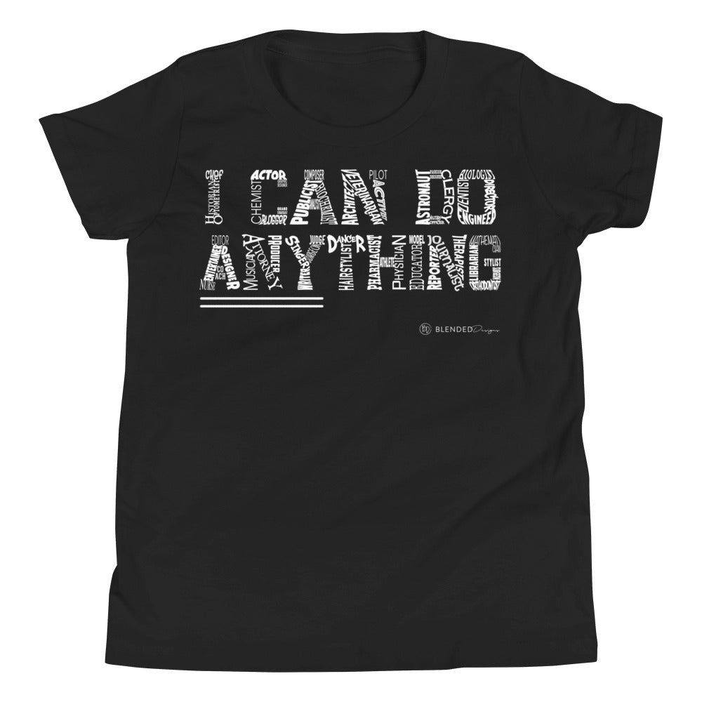 I Can Do Anything Professions T-Shirt - Kidz