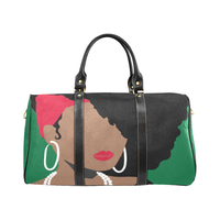 Bougie - Kenya 1950 Travel Bag